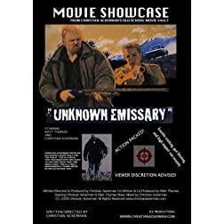 """Unknown Emissary"" Movie Showcase From Christian Ackerman's Old School Movie Vault"