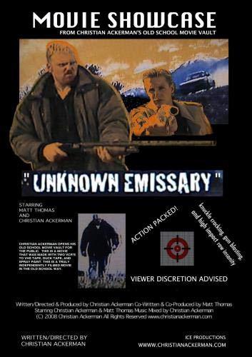 """Unknown Emissary"" Movie Showcase From Christian Ackerman's Old School Movie Vault"