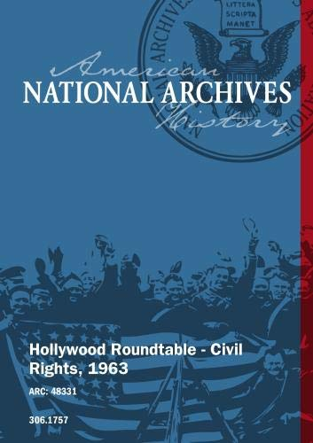 Hollywood Roundtable - Civil Rights, 1963