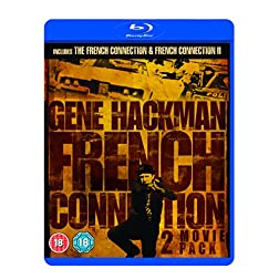 French Connection 1 & 2 [Blu-ray]