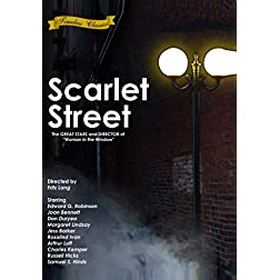 Scarlet Street [1945] [Remastered]