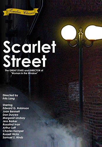 Scarlet Street [1945] [Remastered]