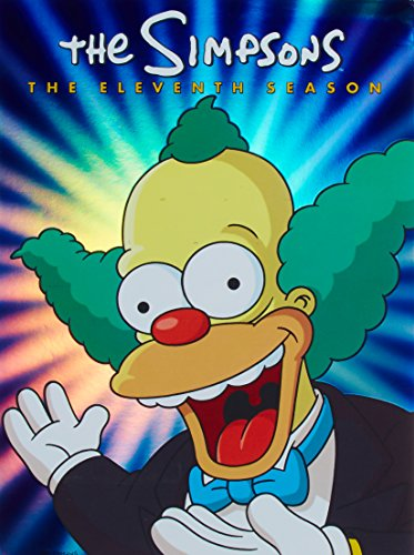 The Simpsons - The Complete Eleventh Season