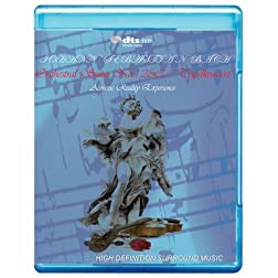JOHANN SEBASTIAN BACH: Orchestral Suites No.1,2&3 / Tripelkonzert - Acoustic Reality Experience [7.1 DTS-HD Master Audio Disc] [Blu-ray]