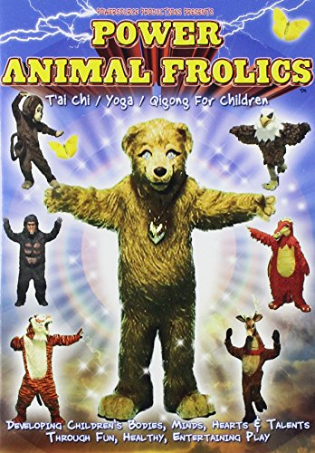 Power Animal Frolics--T'ai Chi / Yoga / Qigong For Children
