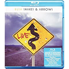 Snakes & Arrows Live [Blu-ray]