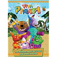 Viva Pinata: The Pinatas Must Be Crazy And Other Stories