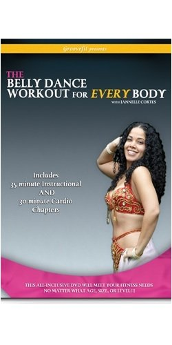 The Belly Dance Workout For Every Body