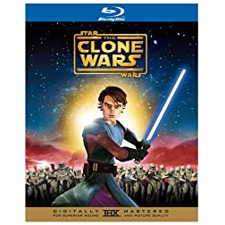 Star Wars: The Clone Wars (+ Digital Copy) [Blu-ray]