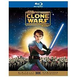Star Wars: The Clone Wars (+ Digital Copy) [Blu-ray]
