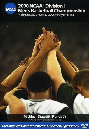 2000 NCAA Championship Michigan St. vs. Florida