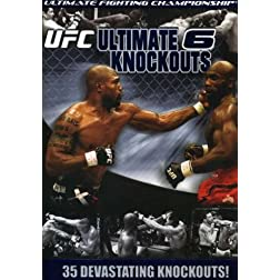 UFC: Ultimate Knockouts, Vol. 6