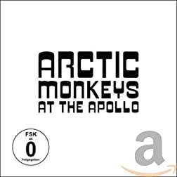 Arctic Monkeys At the Apollo (Limited Edition with bonus LP, Film Poster and Postcard's)