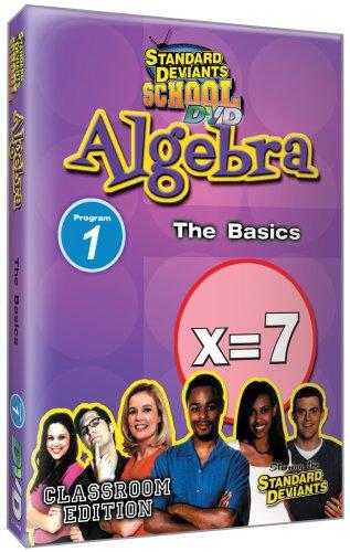 Algebra Module 1: the Basics