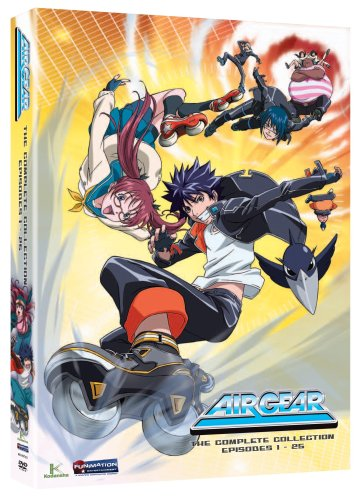 Air Gear: Complete Box Set