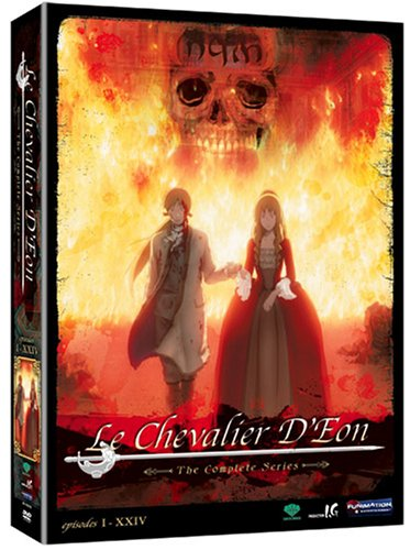 Le Chevalier d'Eon: Complete Box Set