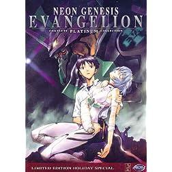 Neon Genesis Evangelion, Vol. 2: Platinum Holiday Special