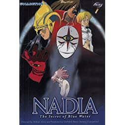 Nadia, Vol. 1: Secret of Blue Water Collection