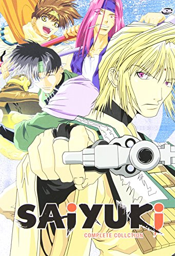 Saiyuki, Vol. 2: Complete Collection