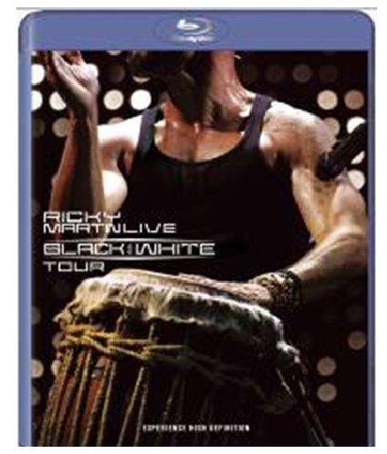 Ricky Martin Live: Black and White Tour [Blu-ray]