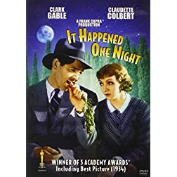 It Happened One Night (Remastered Black & White)