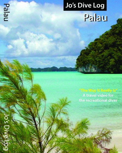 Jo's Dive Log - Palau