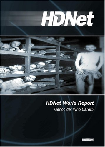 HDNet World Report #609: Genocide: Who Cares? (WMVHD DVD & SD DVD 2 Disc Set)