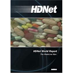 HDNet World Report #610: The Medicine Man (WMVHD DVD & SD DVD 2 Disc Set)