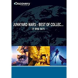Junkyard Wars - Best of Collection (7 DVD Set)