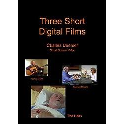 Three Short Digital Films