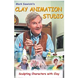 Sculpting Characters with Clay