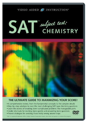 SAT Subject Test: Chemistry
