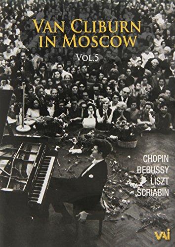 Van Cliburn in Moscow Vol. 5 (In Recital)