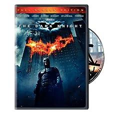 The Dark Knight (Full-Screen Single-Disc Edition)