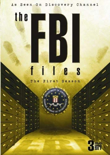 The FBI Files Season - As Seen on Discovery Channel