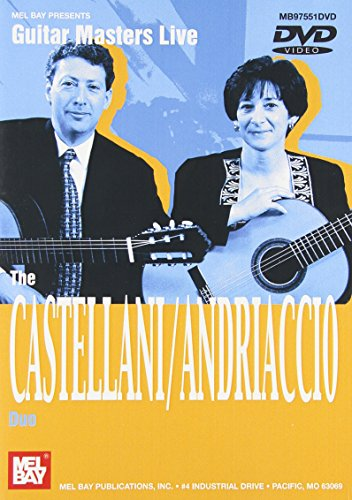 Mel Bay presents The Castellani Andriaccio Duo