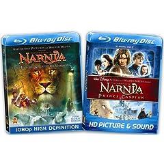 The Chronicles of Narnia Blu-ray Bundle (Amazon Exclusive) [Blu-ray]