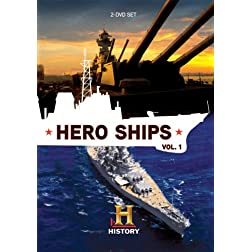History Channel: Hero Ships, Vol 1