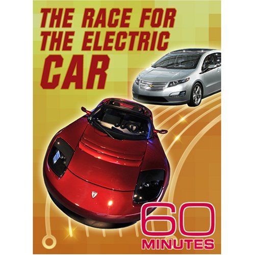 60 Minutes - The Race for the Electric Car (October 5, 2008)