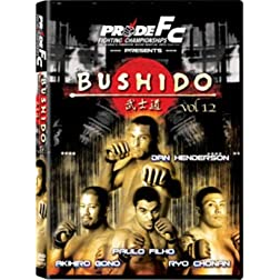 Pride: Bushido Volume 12