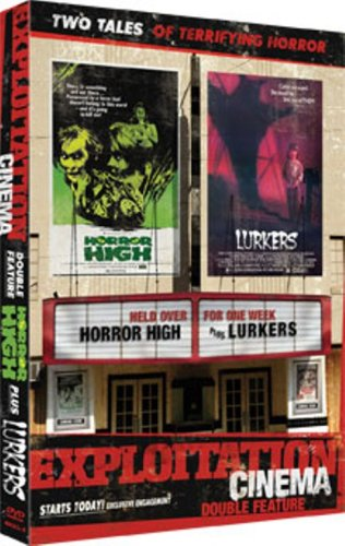 Exploitation Cinema: Horror High/Lurkers