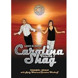 Learn to Dance Carolina Shag Volume 2