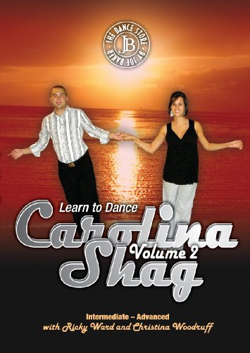 Learn to Dance Carolina Shag Volume 2