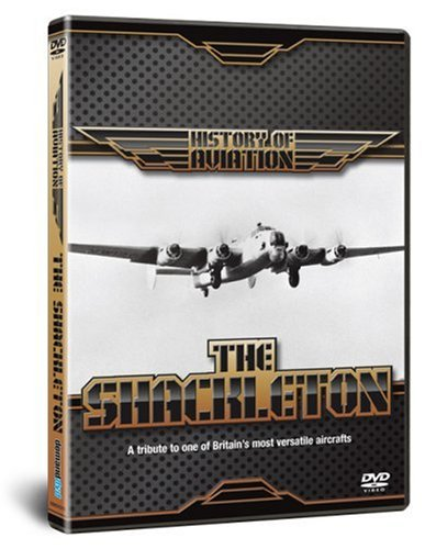 History of Aviation-the Shackleton