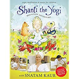 Shanti the Yogi: Mountain Adventure