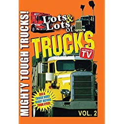 Lots and Lots of Trucks DVD Movie Vol. 2