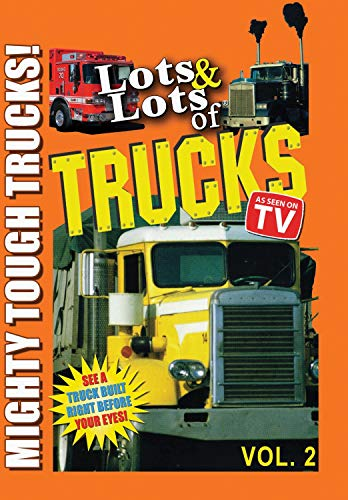 Lots and Lots of Trucks DVD Movie Vol. 2