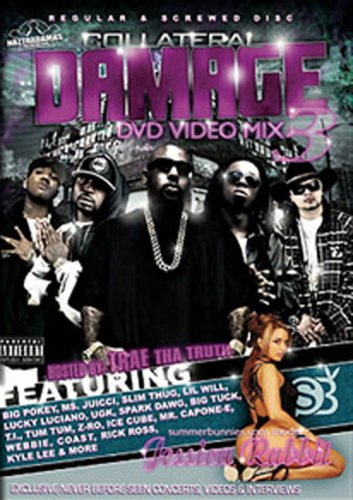 Collateral Damage DVD Video Mix, Vol. 3