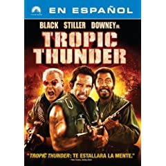 Tropic Thunder (Spanish Edition)