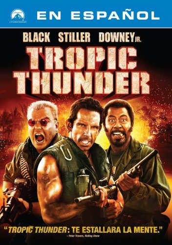 Tropic Thunder (Spanish Edition)